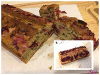失敗但也好吃的「洛神蛋糕」