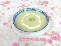 青花洋菇濃湯