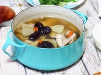牛蒡紅棗肉片湯