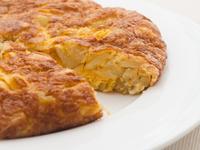 【吉刻美食】西班牙馬鈴薯蛋餅