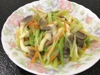 芹菜秀珍菇