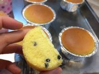 百香果海綿杯子蛋糕