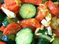 金沙蘿蔔小黃瓜