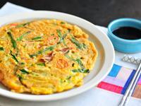 《簡易食譜》韓式海鮮煎餅