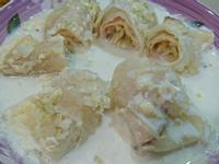 奶香高麗菜卷