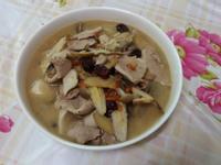 麻油腰內肉燉香菇-台糖安心豚