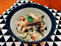 和風鯛魚炊飯