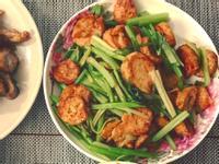 [一人開飯]香炒芹菜椿捲