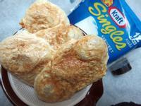 微波起司脆餅(二材料三分鐘)