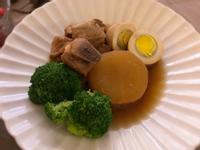 小排骨蘿蔔煮