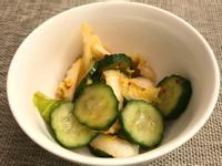 醃小黃瓜泡菜