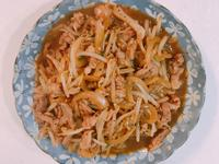 黑胡椒醬炒肉絲