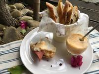 鹹香萬用起司卡士達醬(無奶油配方)