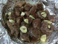 簡易烤骰子牛肉
