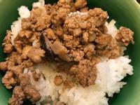 香菇肉燥(少油)