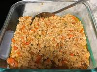 滷紅蘿蔔肉燥