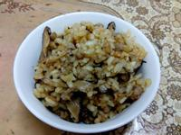 〔阿公好料〕香菇豬肉油飯(白米好消化版)