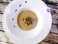 聖誕&剩食料理系列--培根青蒜洋芋濃湯