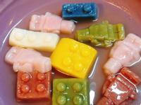 Lego 造型湯圓