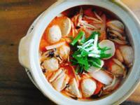 辣味噌燉白菜一超簡單