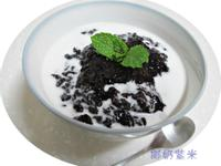 蓁料理♥椰奶紫米