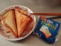 洛神起司三明治-卡夫起司片