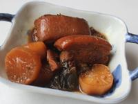 黑糖滷豬肉沖縄風