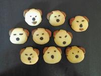狗狗型饼干