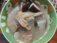 清甜栗子雞湯