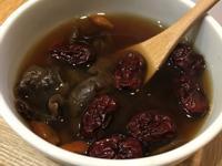 桂圓紅棗枸杞薑湯
