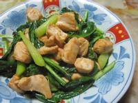 康寶鮮味炒手-芥蘭清炒雞胸