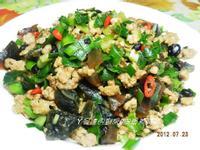 ㄚ曼達的廚房~康寶鮮味炒手鰹魚口味~皮蛋蒼蠅頭