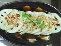 「康寶鮮味炒手鰹魚風味」 酸溜芝麻涼拌蓮藕
