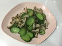 Mimima❤️鴻喜菇炒小黃瓜