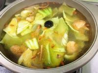 芥菜猴頭菇湯🥣(素食料理)