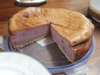 紫薯起士蛋糕