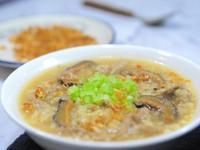 美味香菇肉粥