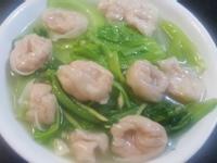 芥菜魚餃羹