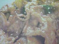 韓式泡菜炒肉(2人份)