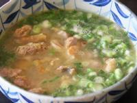 超簡單蔥雞湯