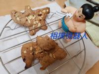 親子手作:杏仁巧克力餅乾
