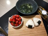 鮪魚醬油蛋壽司