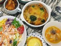 一鍋兩吃🍲羅宋湯&咖喱