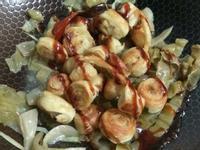 酸菜炒麵腸(素食可)