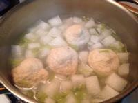 素丸菜頭湯