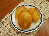 香草馬鈴薯麵包 (水合法+低溫發酵法)