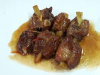 蔥串排骨 年菜 去骨排骨料理 便當宴客菜