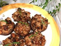 熊貓人私房料理-餡料豐富的蘑菇