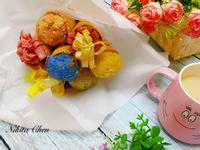 彩色甜筒飯糰