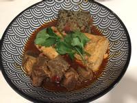 麻辣臭豆腐+牛肋